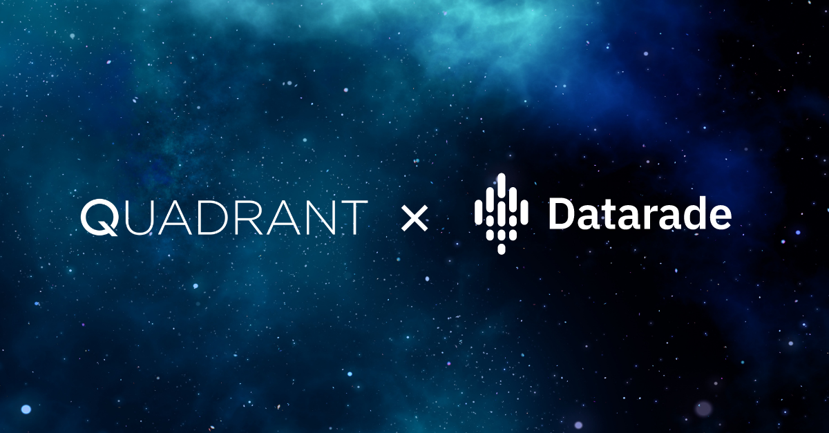 Quadrant joins Datarade to bring SDK-sourced mobile location data to the global marketplace