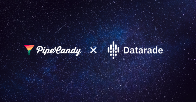 PipeCandy joins Datarade - Partnership brings PipeCandy's eCommerce and D2C intelligence to worldwide data network