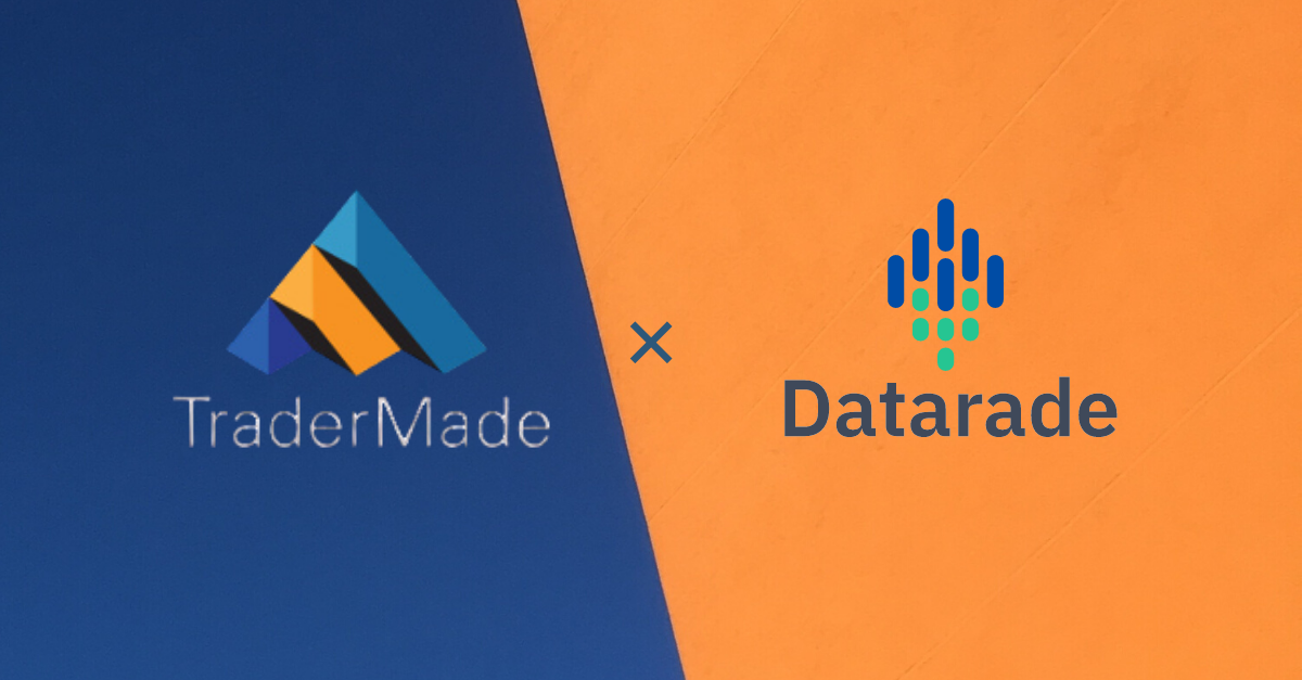 TraderMade Teams Up with Datarade to Meet Demand for Market-Leading FX Data