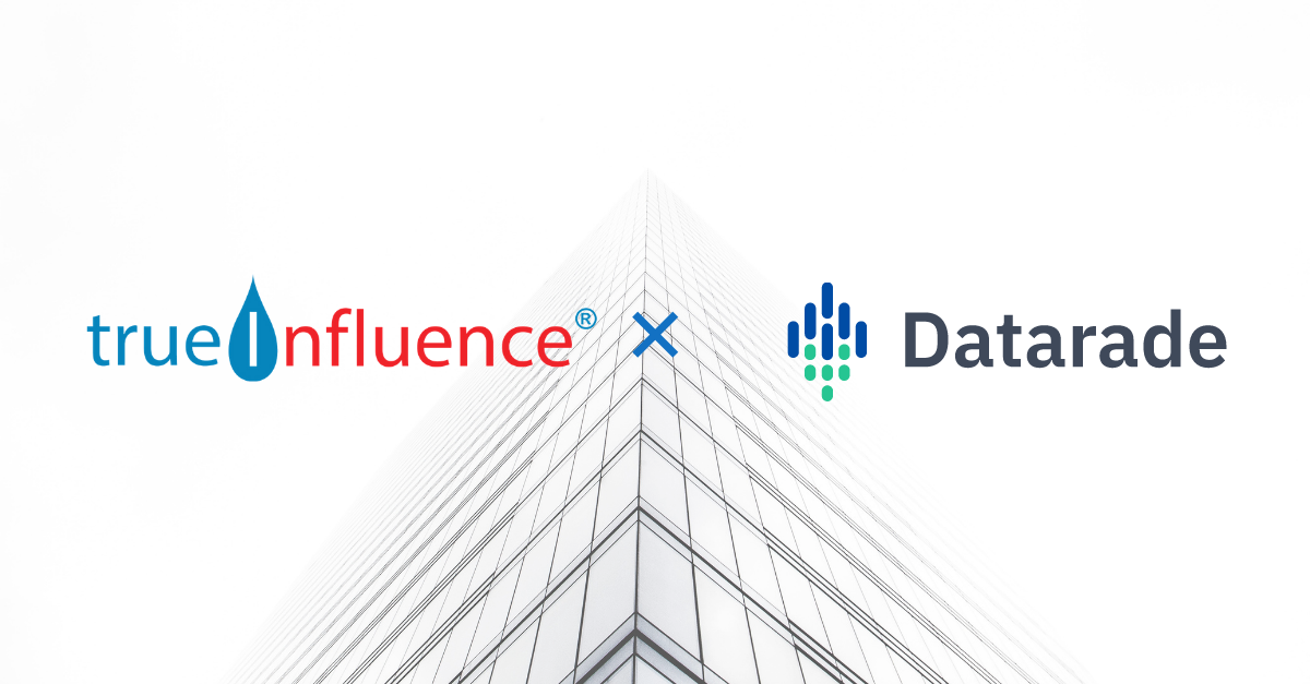 True Influence Partners with Datarade To Showcase B2B Intent Data To Global Clients