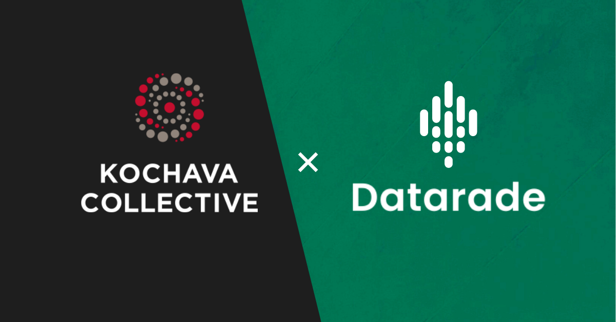 The Kochava Collective Joins Datarade to Bring Privacy-First Mobile Data to the Growing Global Data Ecosystem