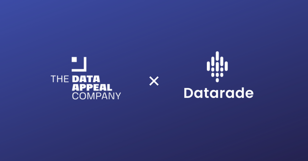 The Data Appeal Company Joins Datarade to Bring Human Experience Intelligence to Market Globally