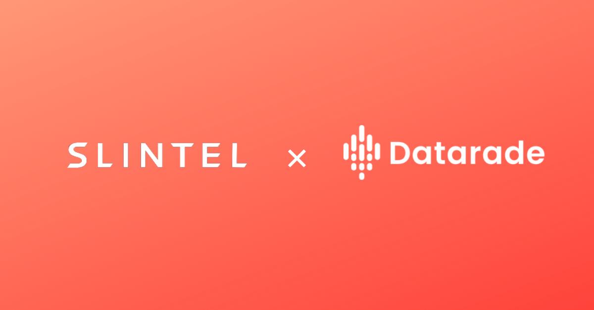 Slintel Joins Datarade To Bring Technographics-Driven Intent Data To Global B2B Market