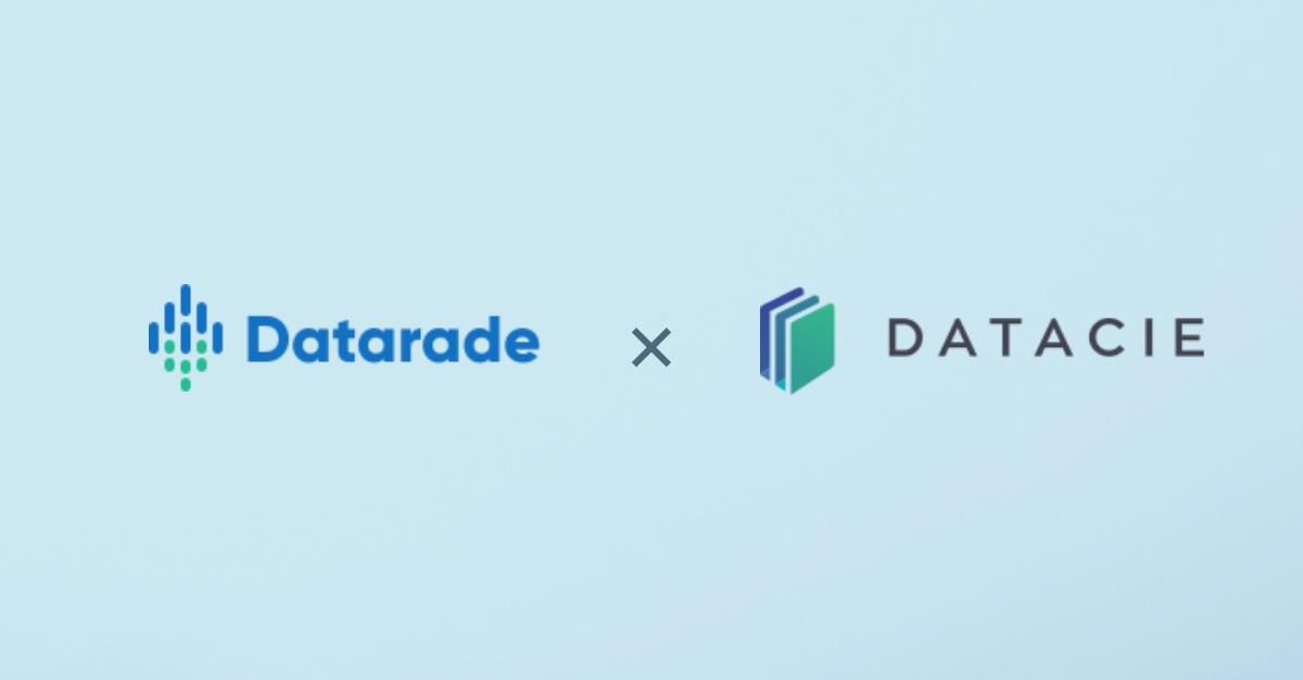 Datacie Adds Its Custom-Made Alternative Datasets To Datarade's Marketplace To Bring ESG, Real Estate & Legal Data To Clients Globally