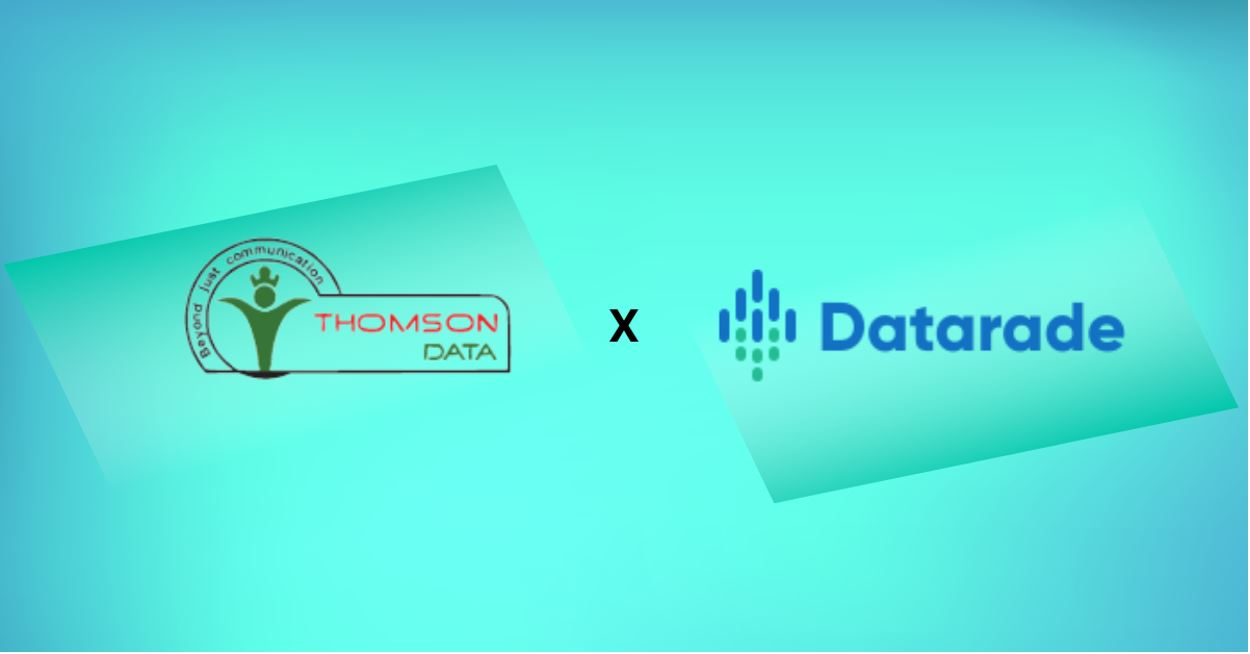 Thomson Data Brings its KPI-Driven Company Data to B2B Marketers Worldwide by Joining Datarade