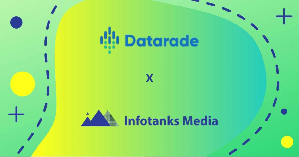 Infotanks Media Partners with Datarade to Widen Client Access to Industry-leading Technographic, B2B, and Physician contact Data