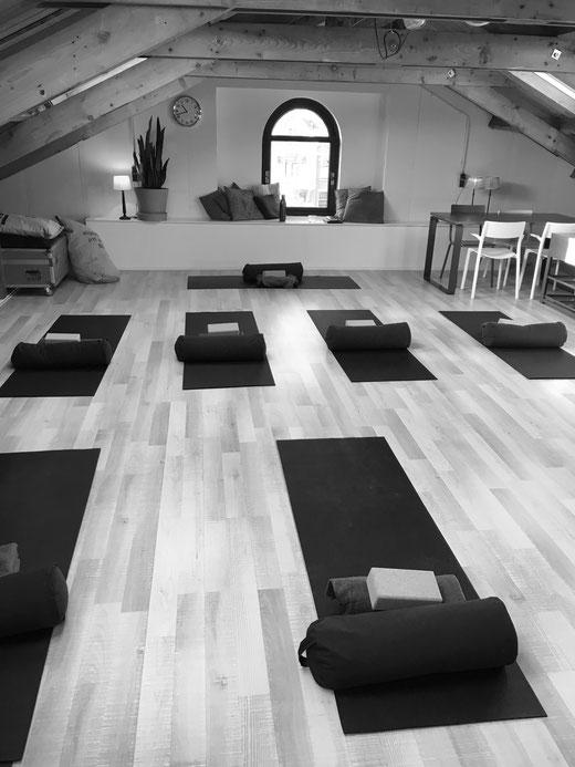 Yoga op locatie