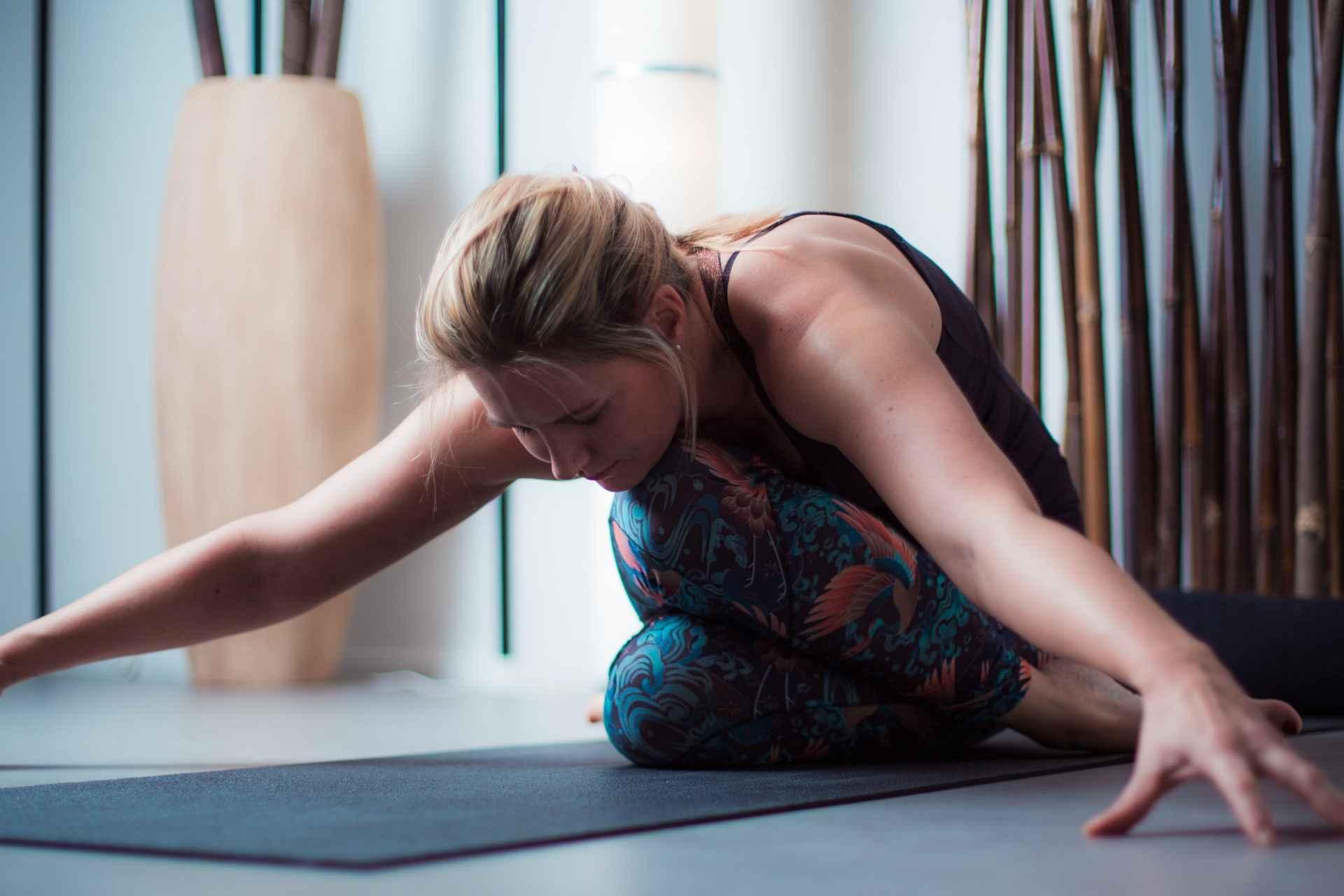 Yin yoga - Heupopeners