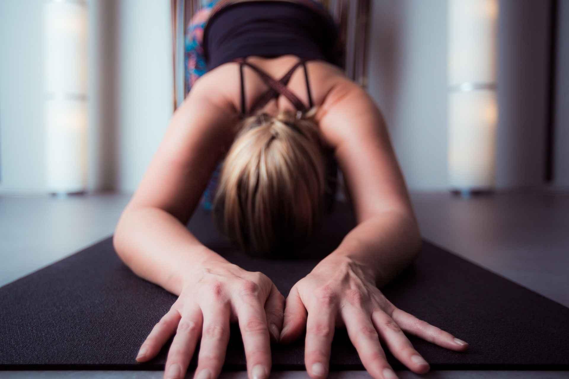 Yin yoga - Hartopeners