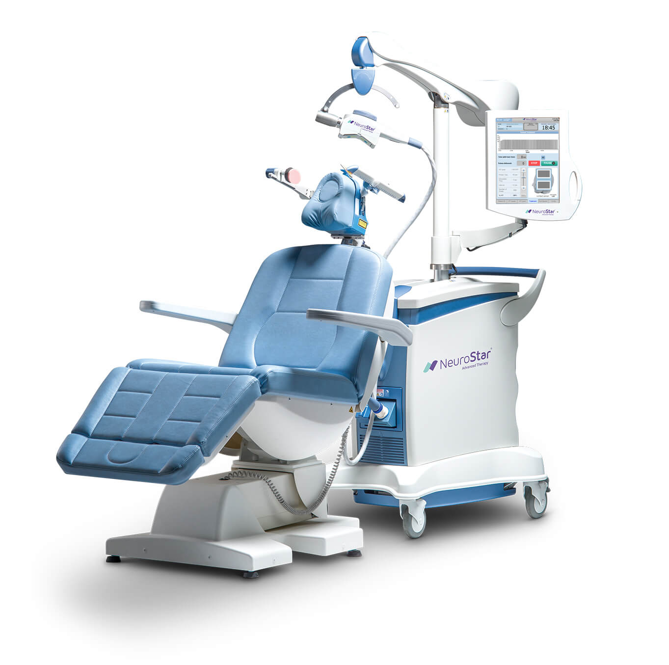 TMS Therapy Equipment