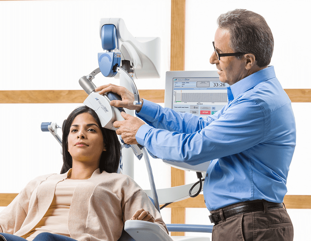 TMS therapy treatment Maryland