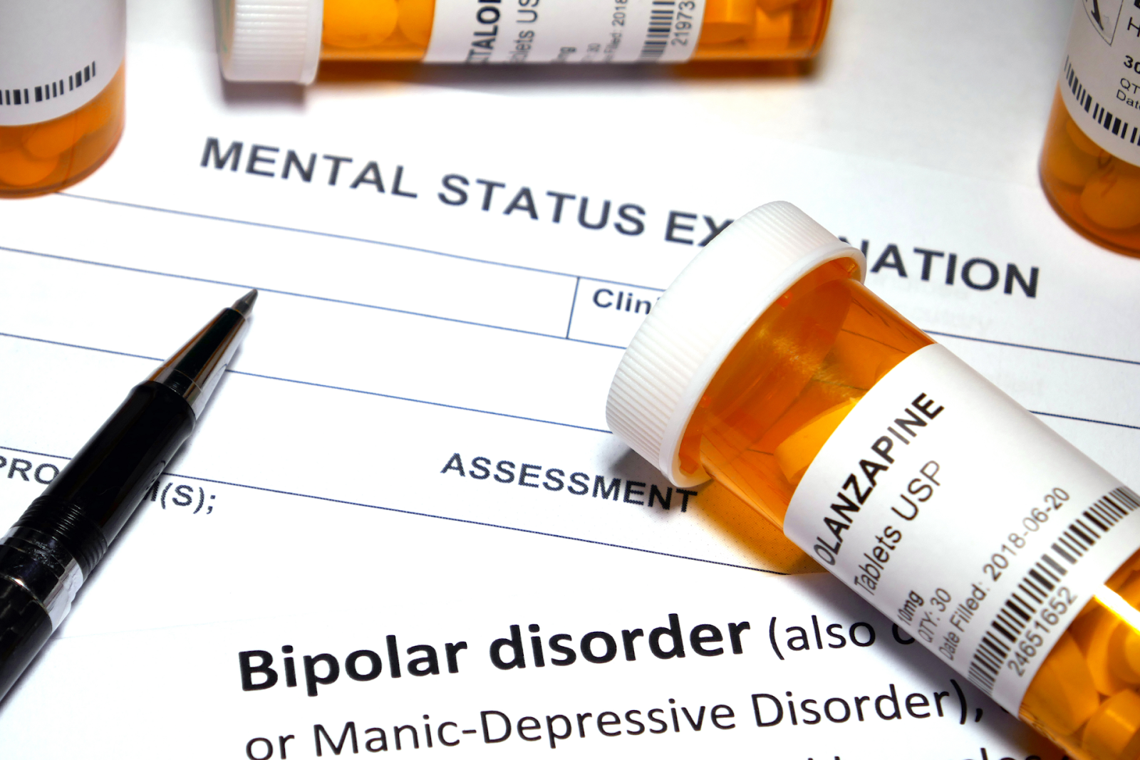 bipolar disorder medication