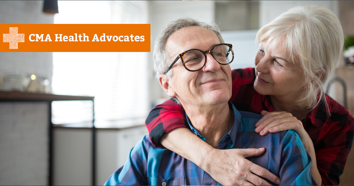 Supporting Seniors & Caregivers - CMA's Health Advocates
