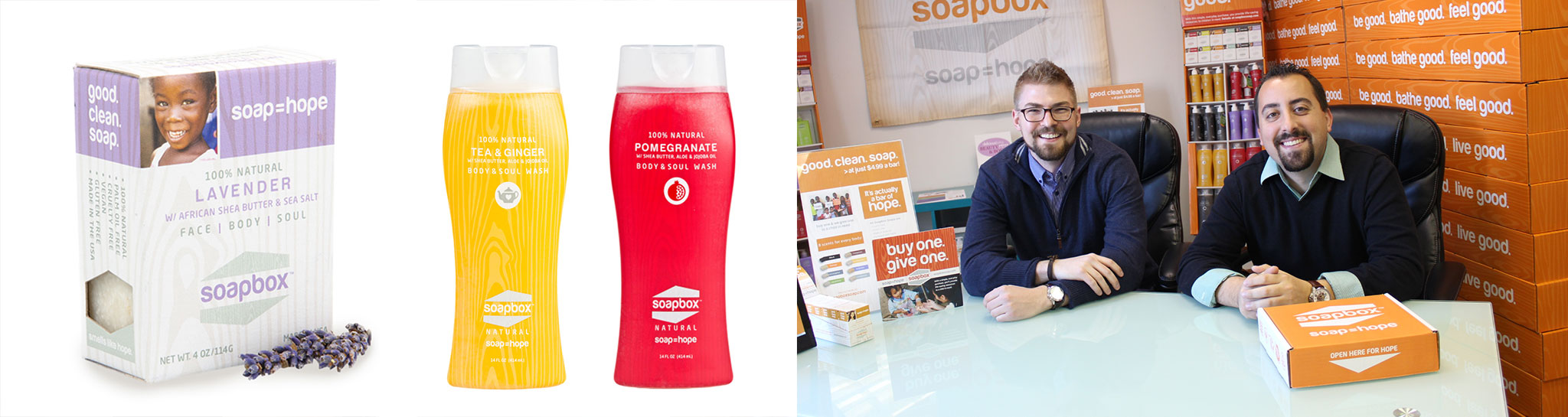 Have a Plan B (and C, and D…): Business Tips From SoapBox Soaps