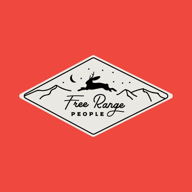 DesignGood Free Range People logo