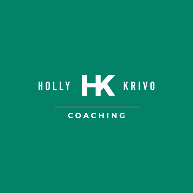 DesignGood Holly Krivo Coaching logo