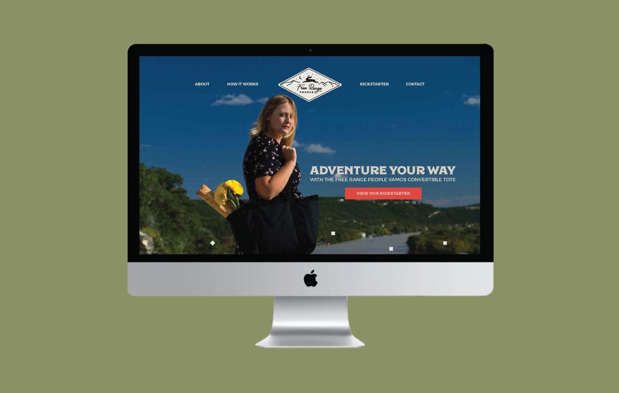 DesignGood Free Range People website