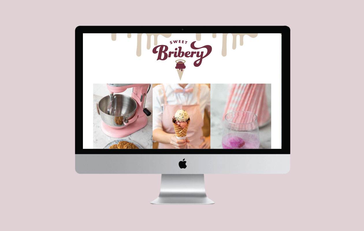DesignGood Sweet Bribery website