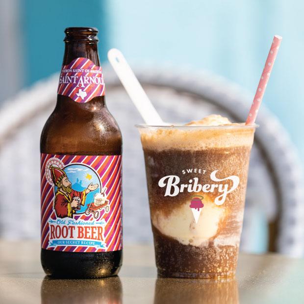 DesignGood Sweet Bribery branded cup design
