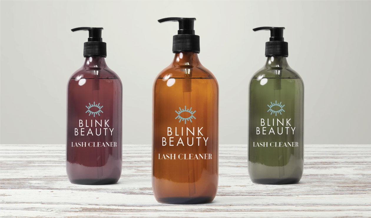 DesignGood Blink Beauty packaging design