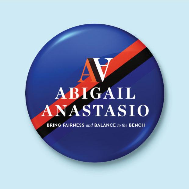 DesignGood Abigail Anastasio campaign swag design