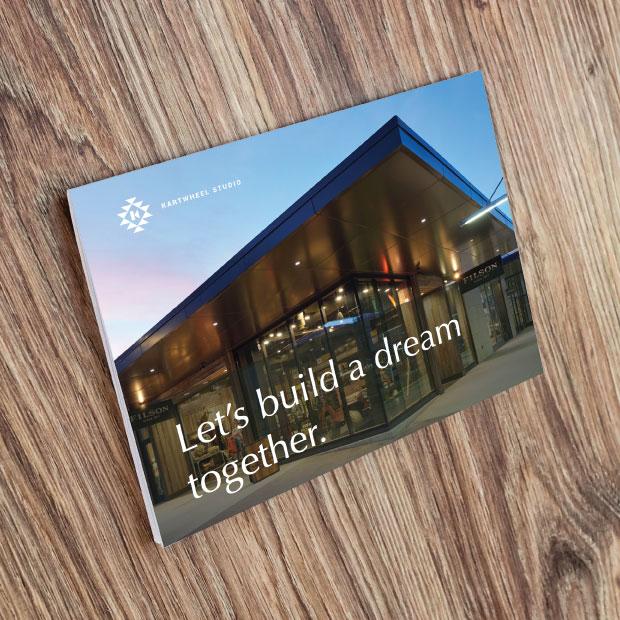 DesignGood Kartwheel design