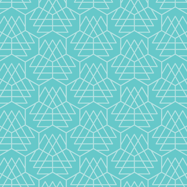 DesignGood LumenKind custom branded pattern design