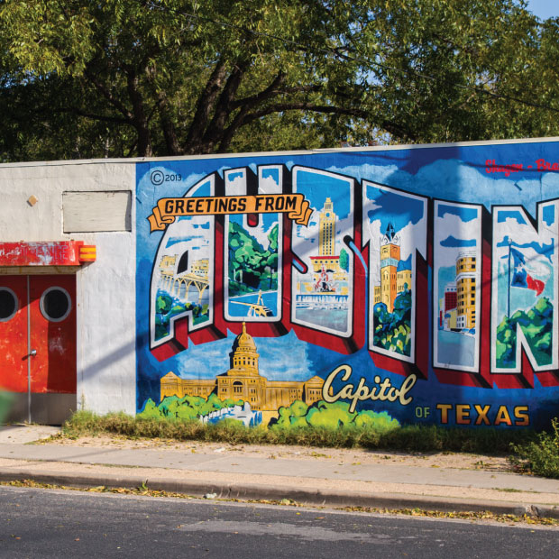 South Austin Homes