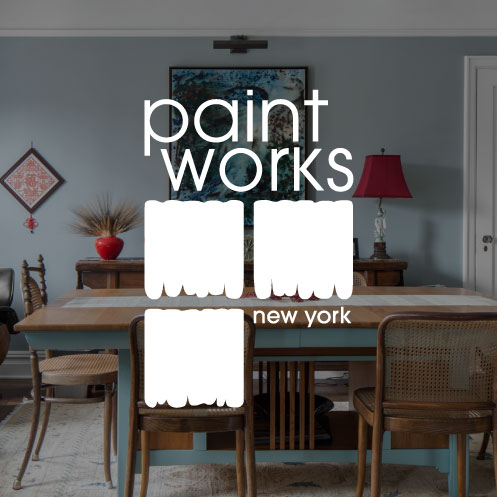 DesignGood logo for Paint Works New York