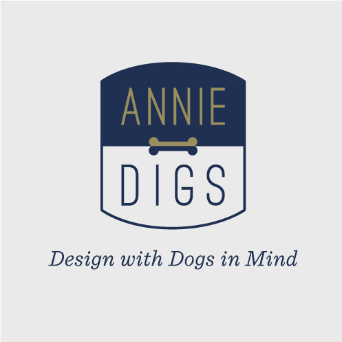DesignGood logo for Annie Digs