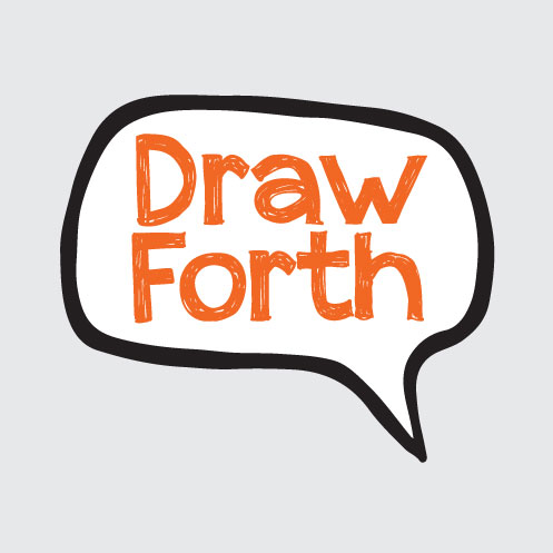 DesignGood logo for Draw Forth