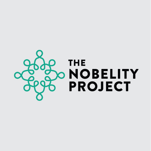 DesignGood logo design for The Nobelity Project
