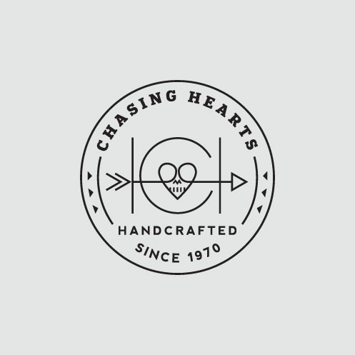 DesignGood logo for Chasing Hearts