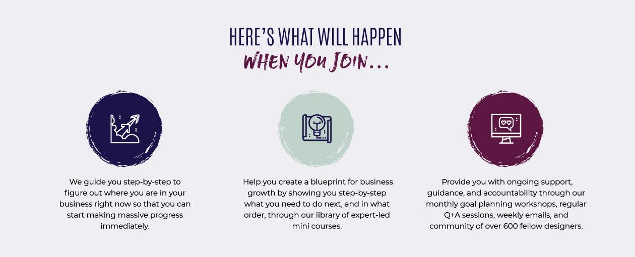 DesignGood web design for StartUp Fashion