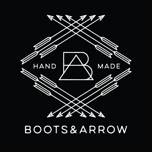DesignGood logo for Boots & Arrow