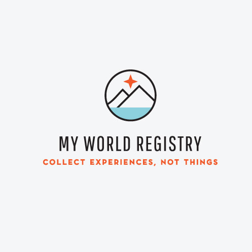 DesignGood logo design for My World Registry