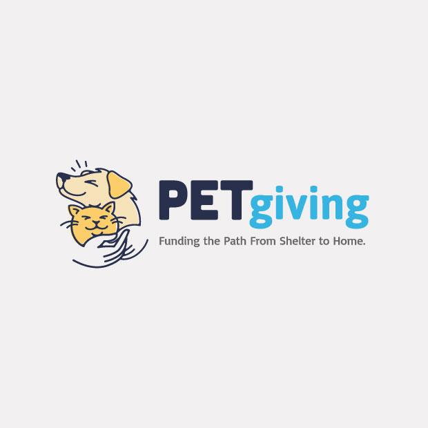 DesignGood PetGiving logo