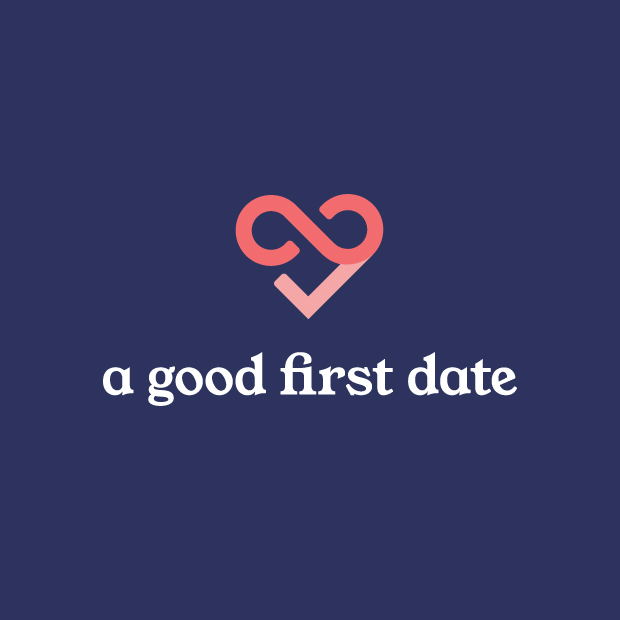 DesignGood A Good First Date logo