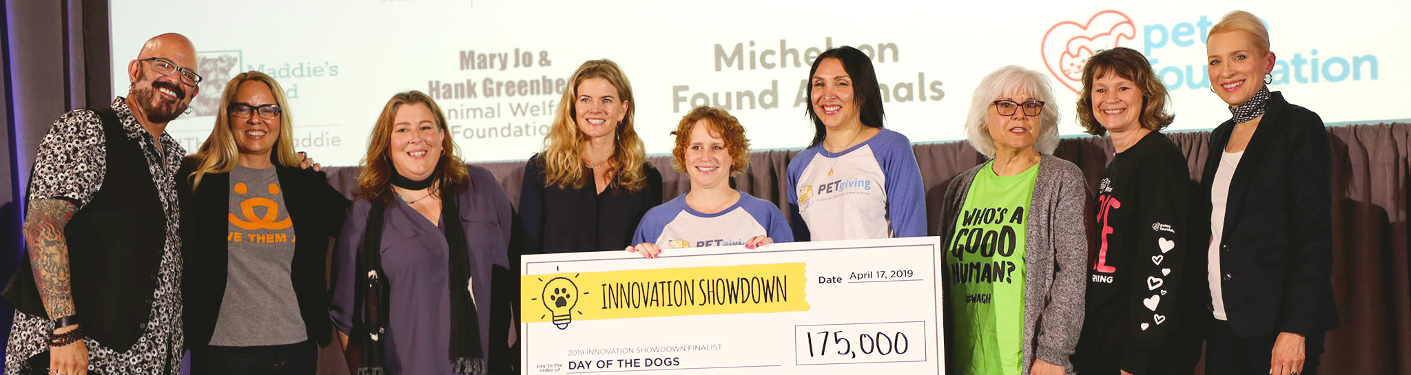DesignGood and PetGiving Win at Petco Innovation Showdown