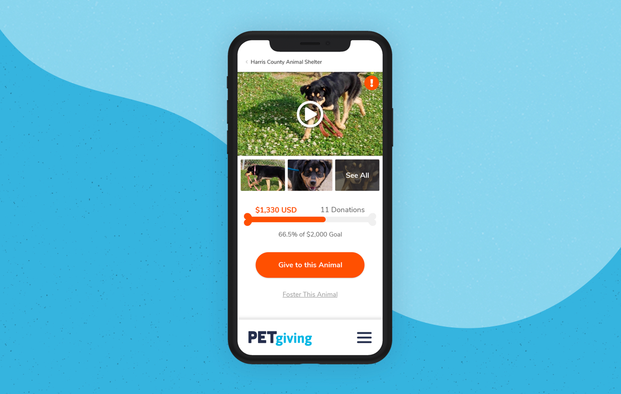PetGiving