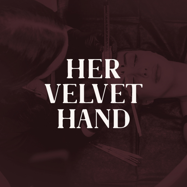Her Velvet Hand