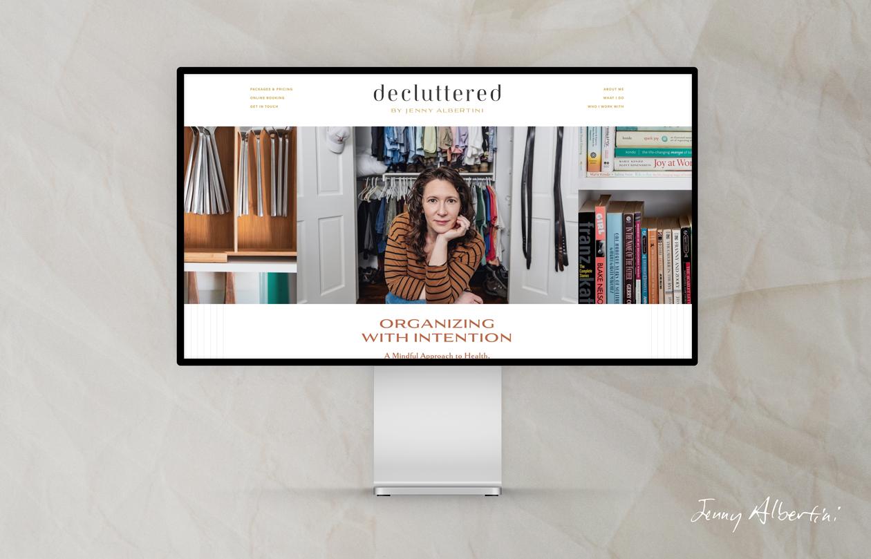 decluttered-website