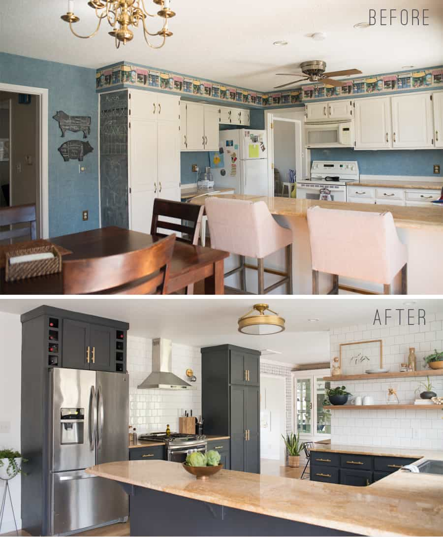 Before-and-After-Kitchen-Renovation-by-Bigger-Than-The-Three-OF-Us