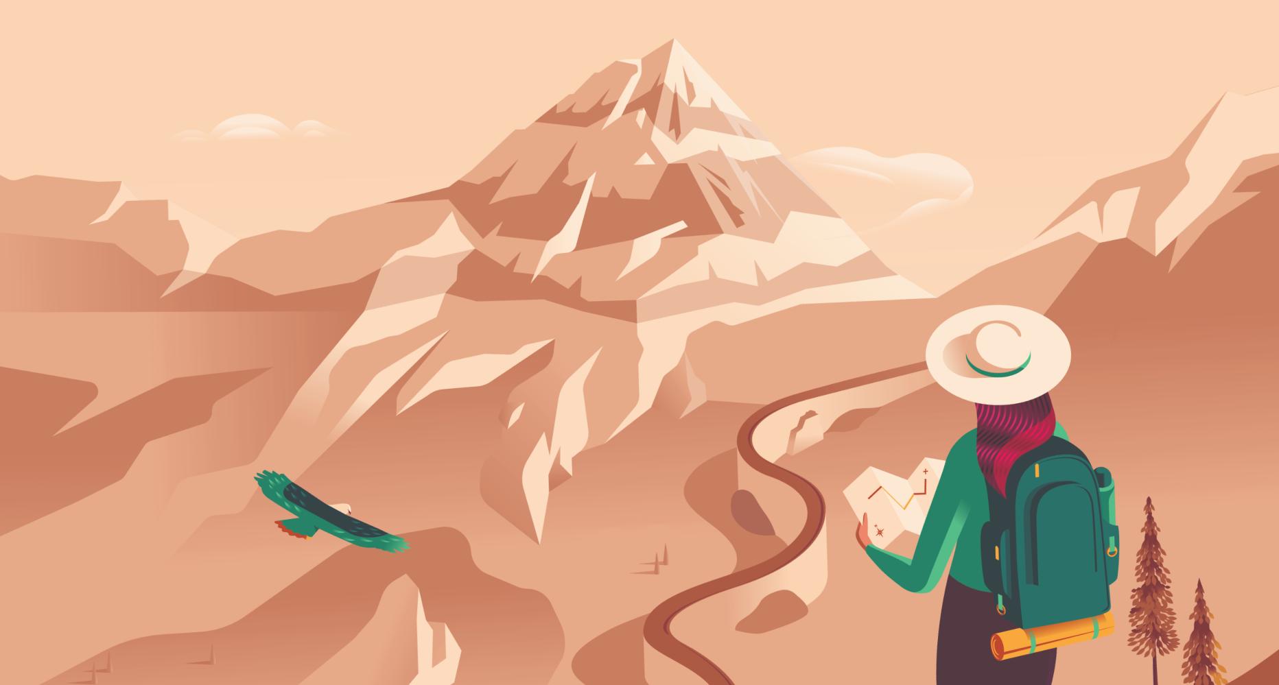 Finding Myself Through Climbing