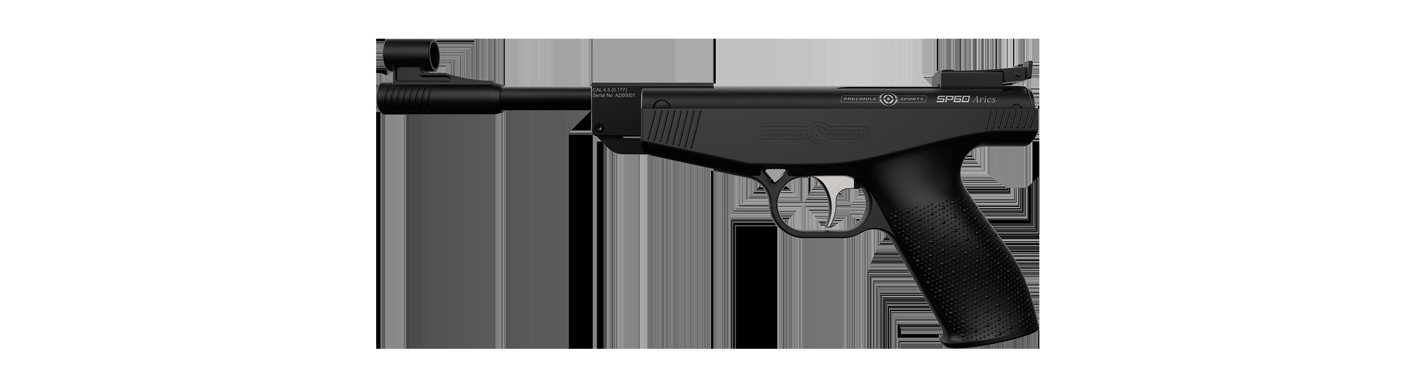 SP60 air pistol, india's best break barrel air pistol