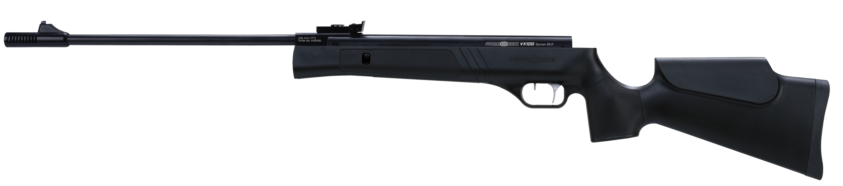 VX100 Spartan Mark 2 - Low Cost Performance Air Rifle