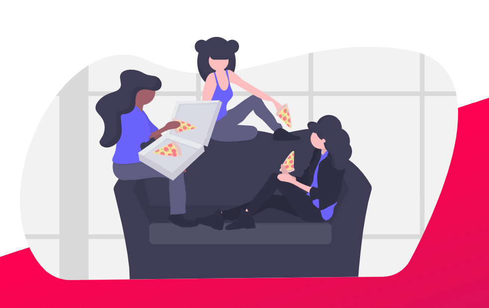 AppFront and Onfleet: like pizza and friends