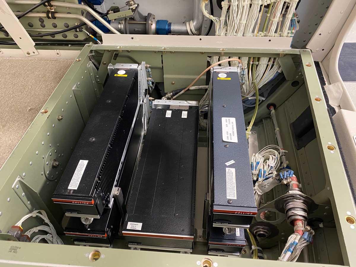 Jet engine compartment