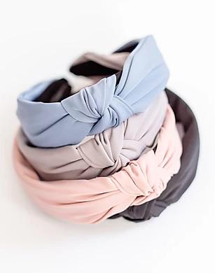 Solid Knot Headbands