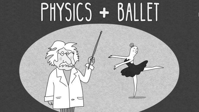 物理学和芭蕾
